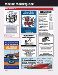 Marine News Magazine, page 62,  Jan 2015