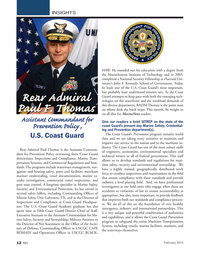 Marine News Magazine, page 12,  Feb 2015
