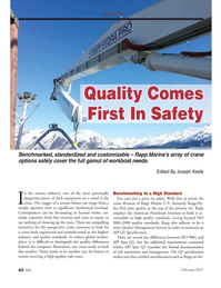 Marine News Magazine, page 42,  Feb 2015