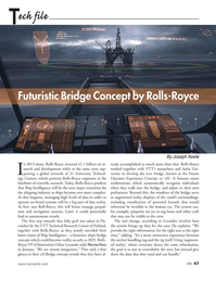 Marine News Magazine, page 47,  Feb 2015