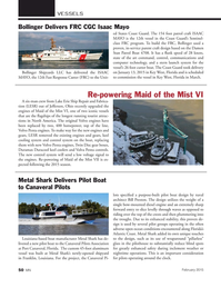 Marine News Magazine, page 50,  Feb 2015