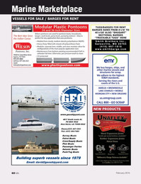 Marine News Magazine, page 60,  Feb 2015