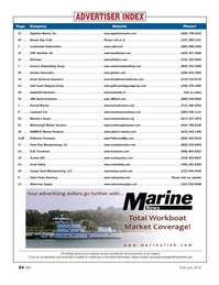 Marine News Magazine, page 64,  Feb 2015