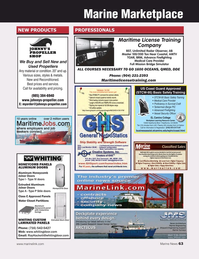 Marine News Magazine, page 63,  Mar 2015