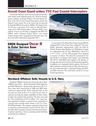 Marine News Magazine, page 14,  Apr 2015