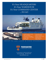 Marine News Magazine, page 13,  May 2015