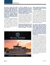 Marine News Magazine, page 16,  May 2015