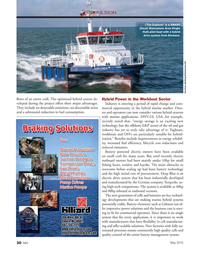 Marine News Magazine, page 30,  May 2015