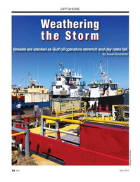 Marine News Magazine, page 34,  May 2015