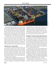 Marine News Magazine, page 36,  May 2015