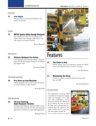 Marine News Magazine, page 2,  May 2015