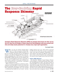 Marine News Magazine, page 43,  May 2015