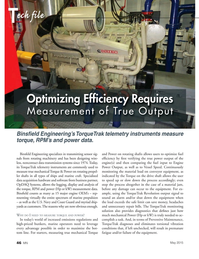 Marine News Magazine, page 46,  May 2015