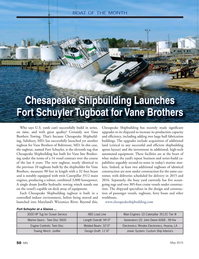 Marine News Magazine, page 50,  May 2015