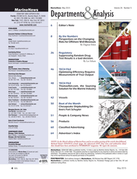 Marine News Magazine, page 4,  May 2015