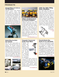 Marine News Magazine, page 58,  May 2015