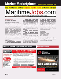 Marine News Magazine, page 60,  May 2015
