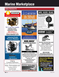 Marine News Magazine, page 62,  May 2015