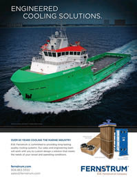 Marine News Magazine, page 4th Cover,  May 2015