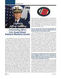 Marine News Magazine, page 12,  Jun 2015