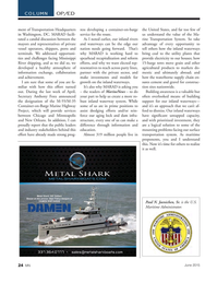Marine News Magazine, page 24,  Jun 2015