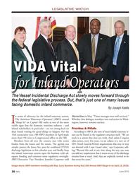 Marine News Magazine, page 30,  Jun 2015