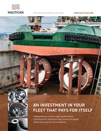 Marine News Magazine, page 2nd Cover,  Jul 2015