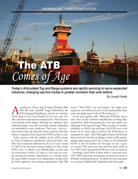 Marine News Magazine, page 23,  Jul 2015