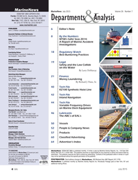 Marine News Magazine, page 4,  Jul 2015