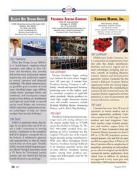Marine News Magazine, page 26,  Aug 2015