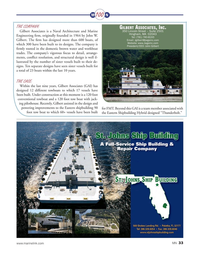 Marine News Magazine, page 33,  Aug 2015