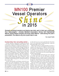 Marine News Magazine, page 42,  Aug 2015