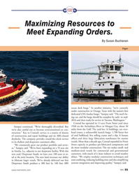 Marine News Magazine, page 55,  Aug 2015