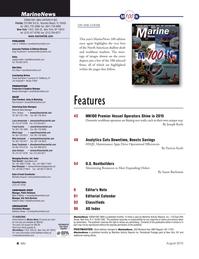 Marine News Magazine, page 4,  Aug 2015