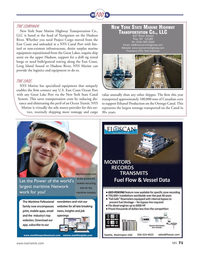 Marine News Magazine, page 71,  Aug 2015