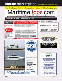 Marine News Magazine, page 92,  Aug 2015