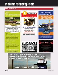 Marine News Magazine, page 94,  Aug 2015