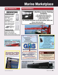 Marine News Magazine, page 95,  Aug 2015