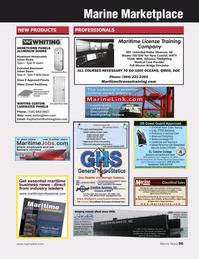 Marine News Magazine, page 95,  Aug 2015