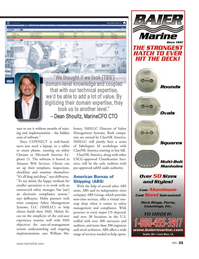 Marine News Magazine, page 35,  Sep 2015