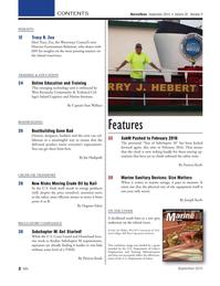 Marine News Magazine, page 2,  Sep 2015