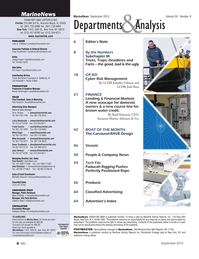 Marine News Magazine, page 4,  Sep 2015