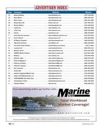 Marine News Magazine, page 64,  Sep 2015
