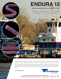 Marine News Magazine, page 3rd Cover,  Sep 2015