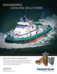 Marine News Magazine, page 4th Cover,  Sep 2015