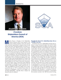 Marine News Magazine, page 14,  Oct 2015