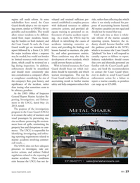 Marine News Magazine, page 27,  Oct 2015