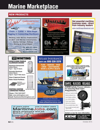 Marine News Magazine, page 62,  Oct 2015