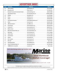 Marine News Magazine, page 64,  Oct 2015