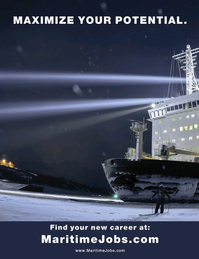 Marine News Magazine, page 3rd Cover,  Oct 2015